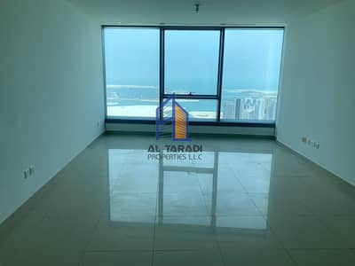 2 Bedroom Apartment for Rent in Al Reem Island, Abu Dhabi - No Commission! Spacious  2 bedrooms+Maids+Study  in Sky Tower