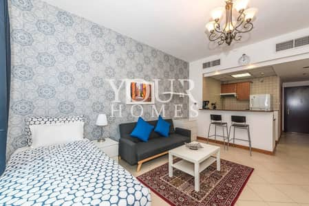 Studio for Sale in Dubai Marina, Dubai - SO | Spacious Studio in Marina Diamond 1 For sale