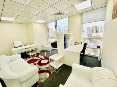 Office for Rent in Al Danah, Abu Dhabi - Standard Offices with Great Service Starting at AED 15