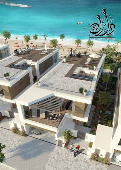 hot offer | installment for 7 years post handover without any bank | sea view