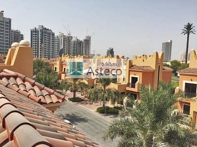 تاون هاوس 5 غرف نوم للايجار في مدينة دبي الرياضية، دبي - Vacant Corner Townhouse  with Kitchen Appliances