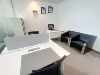 Fully Furnished Office Only In 30
