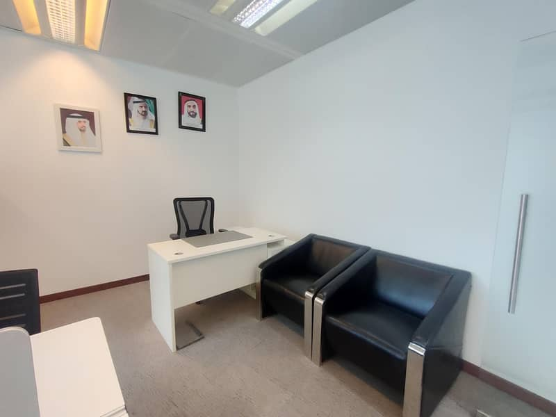 2 000AED in Burjuman Business tower