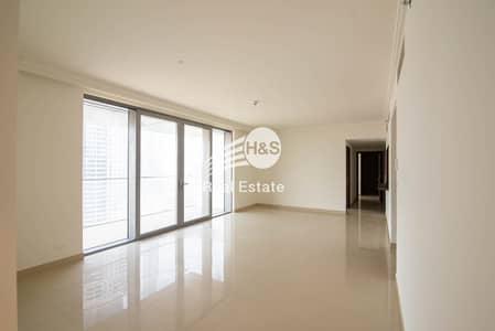 شقة 3 غرف نوم للايجار في وسط مدينة دبي، دبي - Brand New I High Floor I  Chiller Free