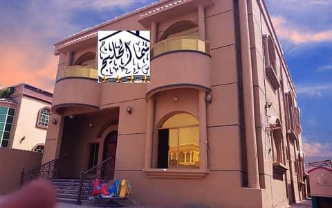 فیلا 5 غرف نوم للبيع في المويهات، عجمان - فيلا تملك حر مع الكهرباء والماء بجانب مسجد في منطقه المويهات .