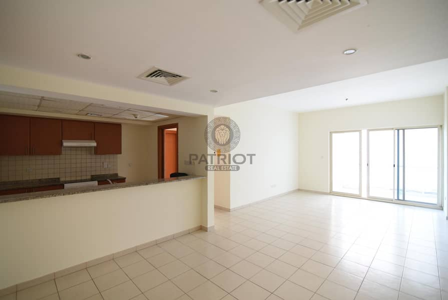 2 Nice 1 BR | Pool View | Chiller Free | Ready to Move