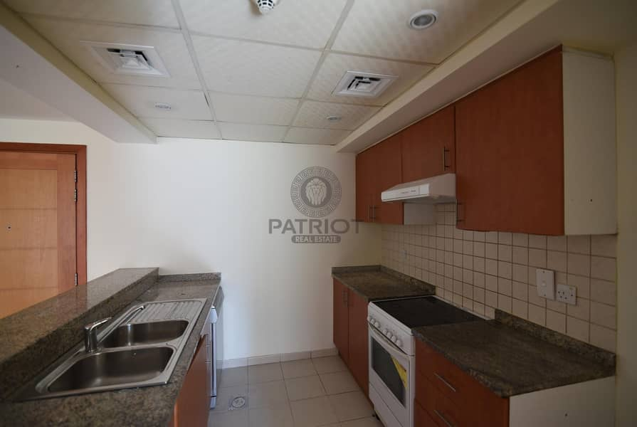 14 Nice 1 BR | Pool View | Chiller Free | Ready to Move