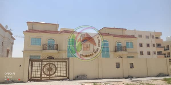 A modern, wonderful, central air-conditioned villa for sale close to all services in the finest areas of Ajman