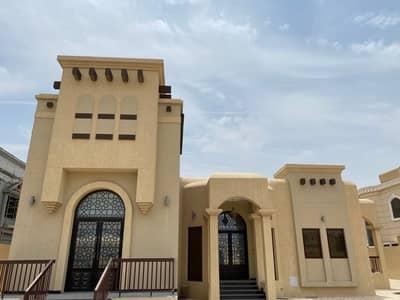 فیلا 3 غرف نوم للايجار في الرحمانية، الشارقة - فيلا جديدة تكيف مركزي ثلاثة غرف في الرحمانية
