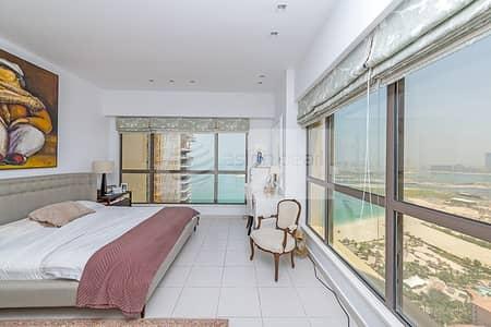 فلیٹ 4 غرف نوم للايجار في جميرا بيتش ريزيدنس، دبي - Upgraded | Full Sea View | Never Rented Before