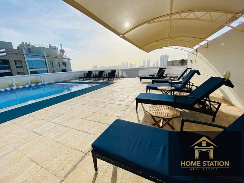 16 CHILLER FREE || EMAAR|2 BALCONIES| BRIGHT AND SPACIOUS 2BR