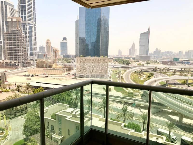 Beautiful | Vacant | 1 Bedroom + Study | Emaar Six
