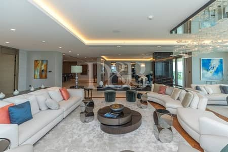 4 Bedroom Penthouse for Sale in Palm Jumeirah, Dubai - Luxury Duplex 4BR Penthouse | Serviced by W Hotel