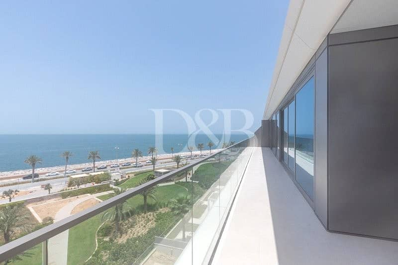 Full Sea View | 4 BR Simplex | Panorama Residence
