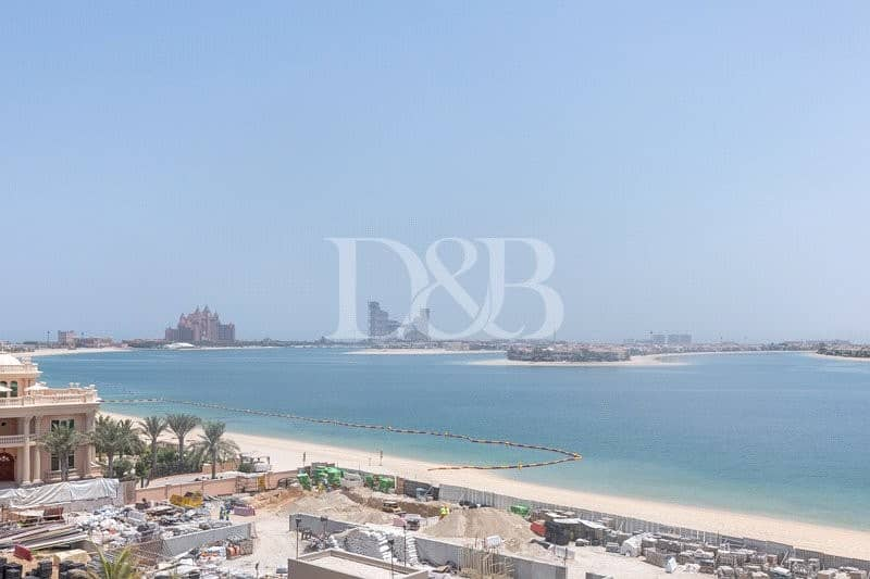 2 Full Sea View | 4 BR Simplex | Panorama Residence
