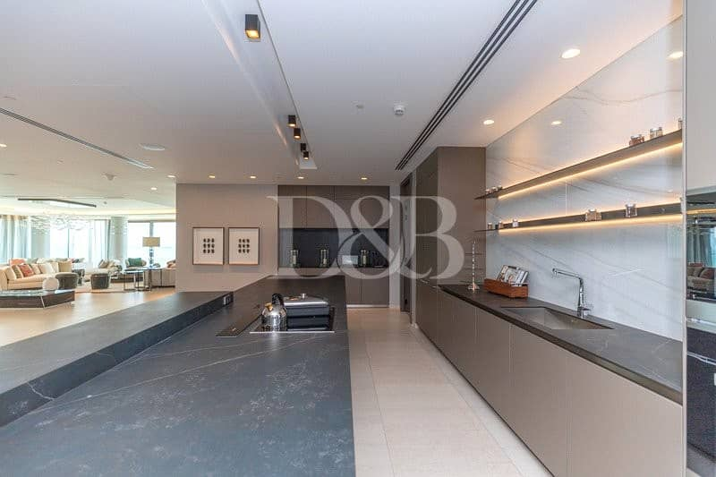 10 Full Sea View | 4 BR Simplex | Panorama Residence