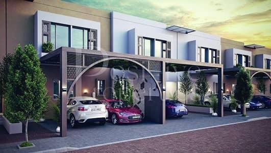 3 Bedroom Townhouse for Sale in Al Rahmaniya, Sharjah - Best Offer Ever |  Future Community |Pay 10 K
