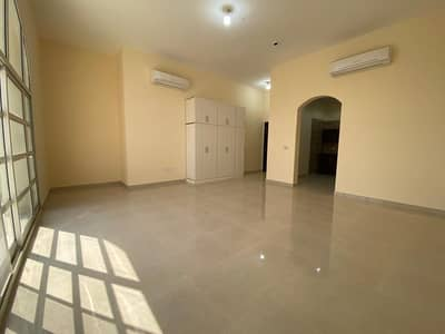 Studio for Rent in Shakhbout City (Khalifa City B), Abu Dhabi - Magnificently Huge Brand New || ZERO Commission || With Great Spacious Balcony || With Private Covered Parking