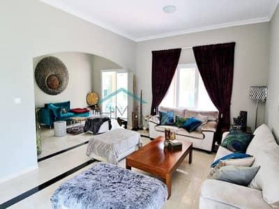فیلا 6 غرف نوم للايجار في السهول، دبي - Fully Upgraded/Extended - Meadows 4 - Type 9