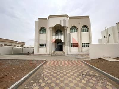 فیلا 5 غرف نوم للايجار في المرخانية، العین - Fully Independent Villa with Balcony and Huge Yard