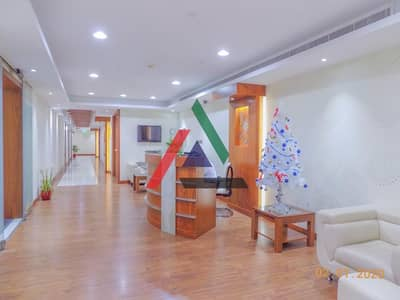 Office for Rent in Al Reem Island, Abu Dhabi - Corner Office with local touch