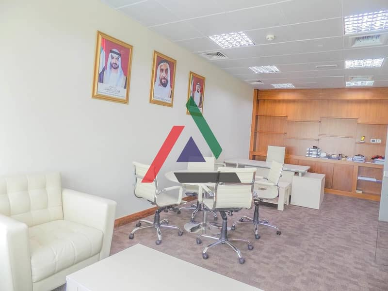 17 Premium office with stunning view