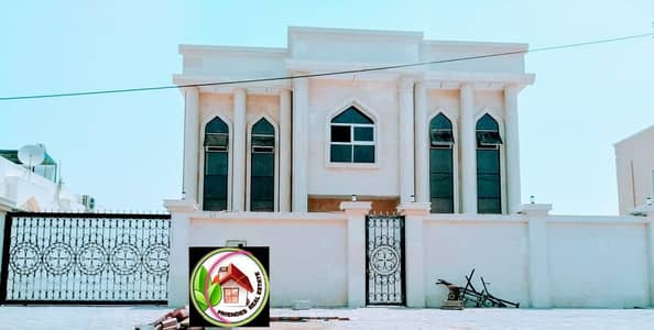 5 Bedroom Villa for Sale in Al Rawda, Ajman - For lovers of luxury and refinement, for sale a stone villa from the direct owner