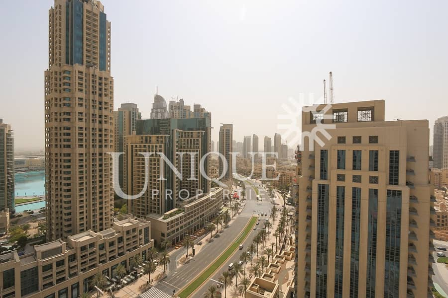 12 Rented 1BR + Study in Claren | Fully Furnished