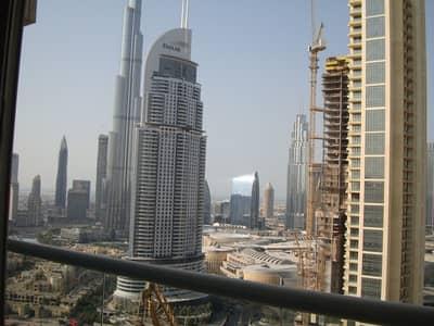 فلیٹ 3 غرف نوم للايجار في وسط مدينة دبي، دبي - PENTHOUSE VERY SPACIOUS NICE VIEWS 3 BEDS 2 LIVING AREAS