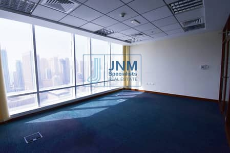 Office for Sale in Jumeirah Lake Towers (JLT), Dubai - Investors Deal! Fitted office | High Floor