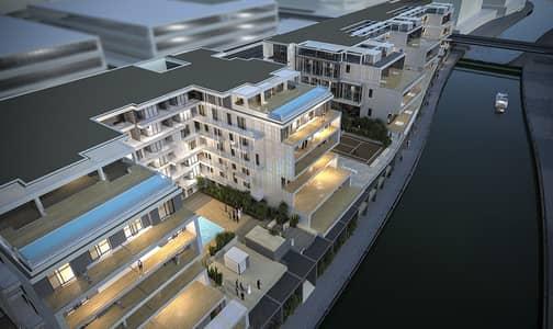فلیٹ 1 غرفة نوم للبيع في شاطئ الراحة، أبوظبي - شقة في الراحة لوفتس شاطئ الراحة 1 غرف 1134125 درهم - 4501867
