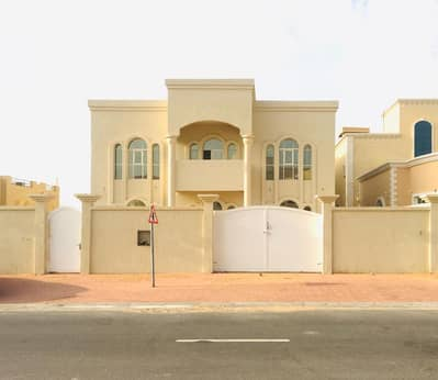 5 Bedroom Villa for Rent in Al Raqaib, Ajman - Brand New Villa for rent in Al Raqaib Ajman . 105000/-                       7500 SQ FT
