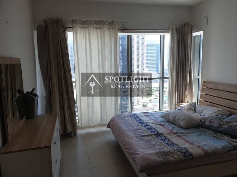 1 Bed Semi Furnished Boulevard Central 1