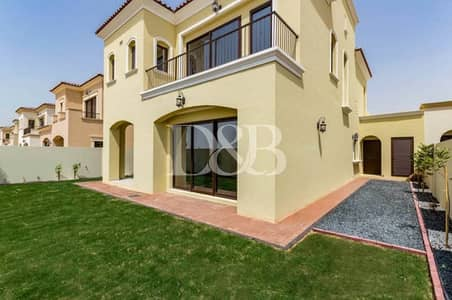 4 Bedroom Villa for Sale in Arabian Ranches 2, Dubai - Investor Deal | Type 2 | Family Villa | Vacant