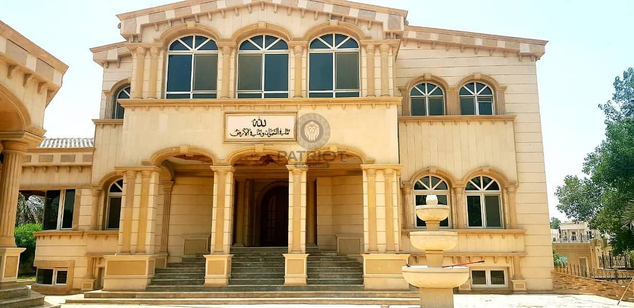 Huge 6 Bedroom villa for Sale in Sharjah