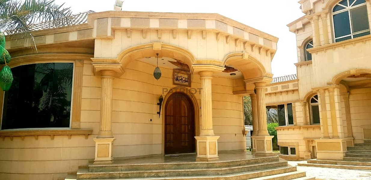 2 Huge 6 Bedroom villa for Sale in Sharjah