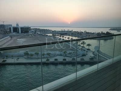 3 Bedroom Apartment for Rent in Al Raha Beach, Abu Dhabi - *Wonderful Sea View 3 + Maid's*  I  Lovely Balcony