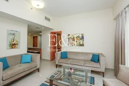 شقة 2 غرفة نوم للايجار في داون تاون جبل علي، دبي - Exclusive | Well Maintained | Avbl August 30th