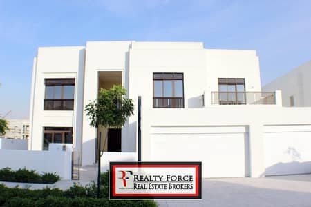 فیلا 6 غرف نوم للايجار في مدينة محمد بن راشد، دبي - PARK FACING| 6BR MODERN ARABIC| CLOSE TO LAGOON