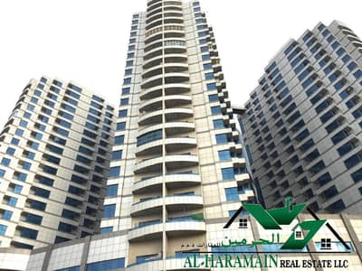1 Bedroom Apartment for Rent in Ajman Downtown, Ajman - Falcon Towers, One Bedroom Hall AED 19,000 for Rent