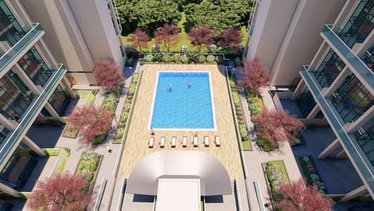 شقة في الواحة ريزيدنس مدينة مصدر 1 غرف 822900 درهم - 4265348