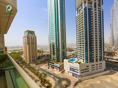 1 Bedroom Flat for Sale in Dubai Marina, Dubai - Fully Furnished | Sea View | Vacant on Transfer