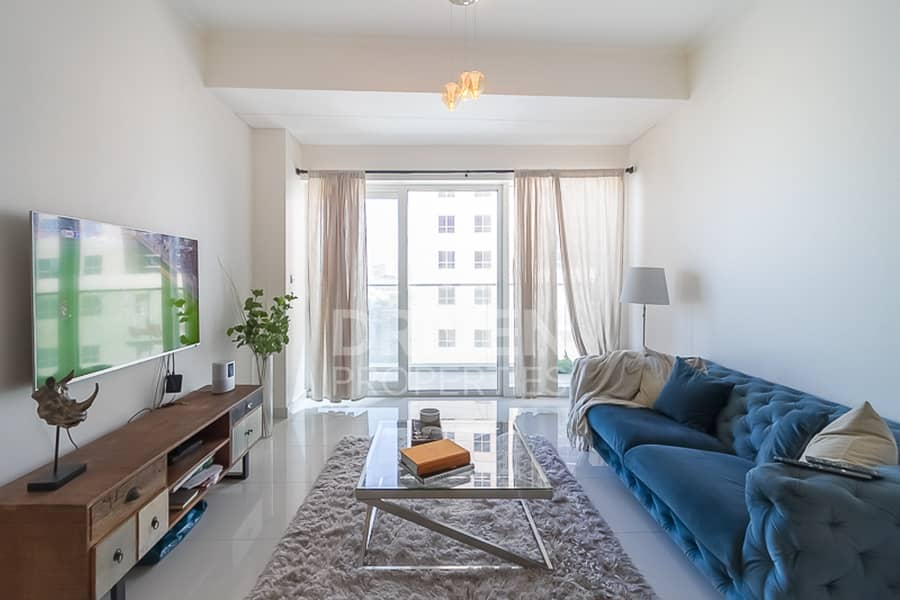 2 Elegant 1 Bed Apartment with Full Sea View