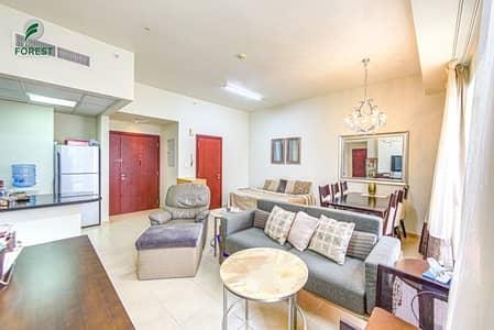شقة 1 غرفة نوم للبيع في جميرا بيتش ريزيدنس، دبي - Vacant   Fully Furnished   1 BR   Marina View