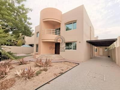 فیلا 4 غرف نوم للايجار في جبل علي، دبي - 4BR Plus Miads | Independent Villa | 1 Month Free | Multiple Cheqs