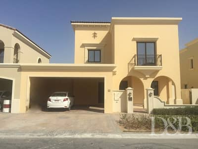 فیلا 5 غرف نوم للبيع في المرابع العربية 2، دبي - Investor Deal | Type 4 | 5 Bed +Maid Villa