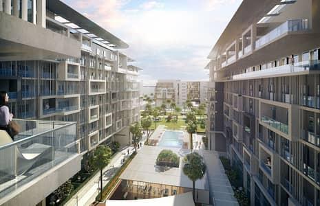 تاون هاوس 3 غرف نوم للبيع في مدينة مصدر، أبوظبي - تاون هاوس في الواحة ريزيدنس مدينة مصدر 3 غرف 2150000 درهم - 4500344