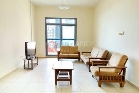 شقة 2 غرفة نوم للايجار في واحة دبي للسيليكون، دبي - Fully furnished | AC Free | Best View | Ready to move in