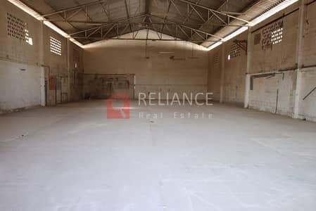 مستودع  للايجار في المنطقة الصناعية، الشارقة - GOOD PRICE! 5000 SQFT WAREHOUSE IN SHARJAH INDUSRTRIAL AREA 1