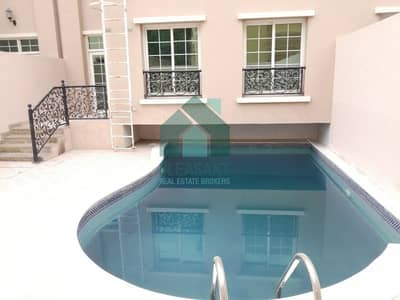 3 Bedroom Villa for Rent in Mirdif, Dubai - Two Months Rent free   3 Bed Villa   PVT Pool  Maids